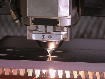 Laserskæring metal